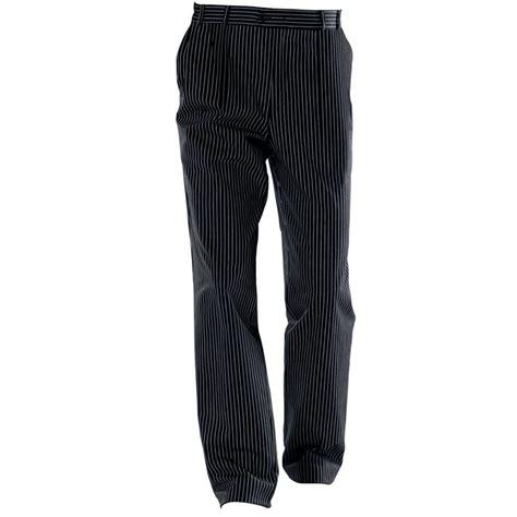 pantalon de cuisine noir pantalon de cuisine girofle lafont pantalon de cuisine