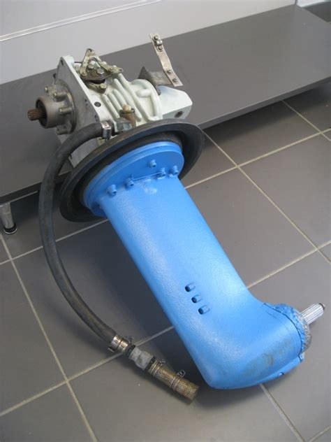 Volvo Md2020 Anode by Embase Saildrive 120s Volvo Penta Occasion Marine