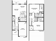 Martins Crossing Floor Plans Townhomes
