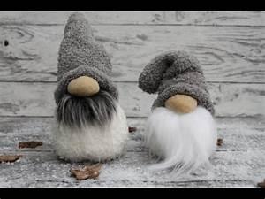 Aus Socken Basteln : socken wichtel ganz leicht basteln how to make a sock gnome youtube ~ Watch28wear.com Haus und Dekorationen
