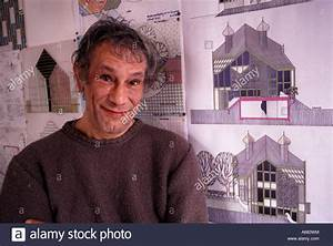 The Late Piet Blom Avant Garde Dutch Architect Stock Photo Royalty Free Image 11491615 Alamy