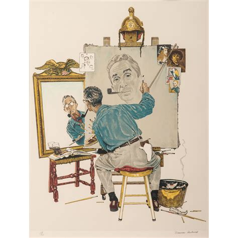 norman rockwell american   cowans auction house  midwests  trusted