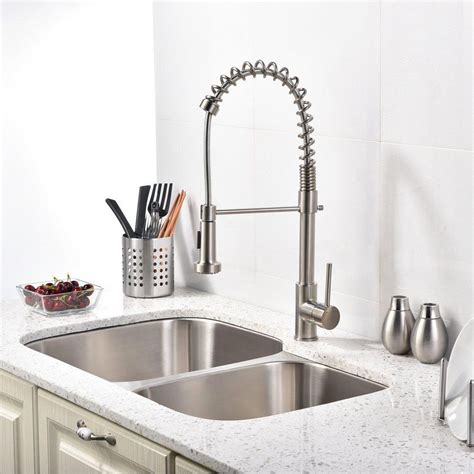 who makes the best kitchen sinks single lever kitchen sink faucets best offer 2120