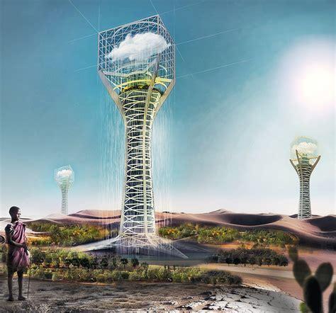 Breeding Clouds Skyscraper - eVolo