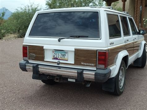 jeep wagoneer 1990 1990 jeep wagoneer specifications cargurus