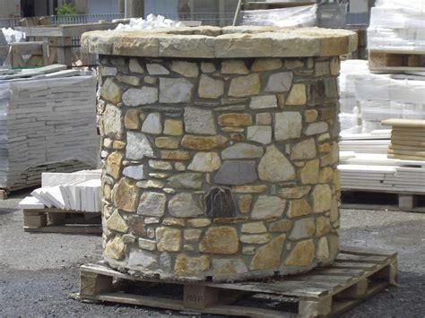 pozzi da giardino in pietra pozzo in pietra di guamo