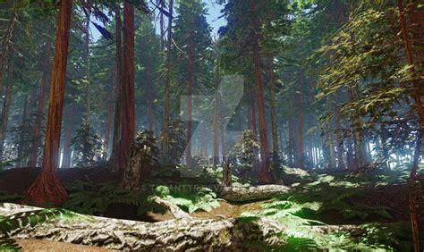 prehistoric forest  littlebaardo  deviantart