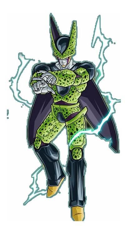 Cell Dragon Ball Perfecto Wiki Wikia Injustice