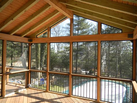 Screen Porch Material by Screen Porches Bring Outdoor Living Into The
