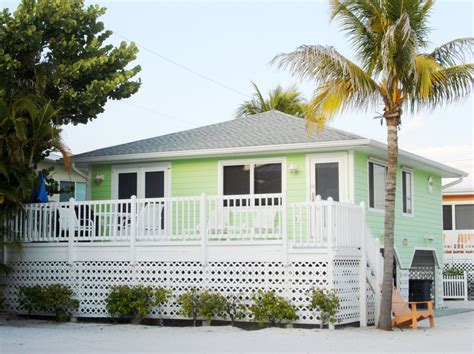 Last Call For These Quaint Beach Cottages  Ft Myers Beach