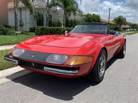 Ferrari key cases from eurocarkeyshop.com excellent ratings huge stock reliable products specialist support fast shipping. Ferrari Daytona Spider Turnkey Replica For Sale