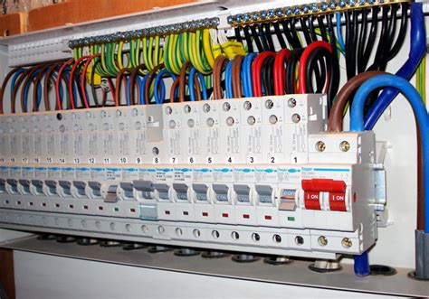 Home Wiring Color Yellow by G F S Electrical Services Domestic Electrician 24 7