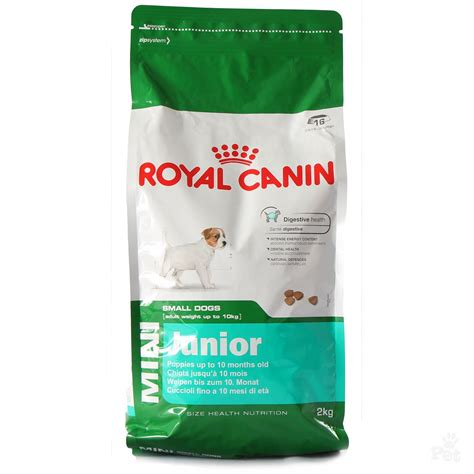 royal canin mini junior dog puppy food