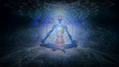Meditation Yoga Chakra Space