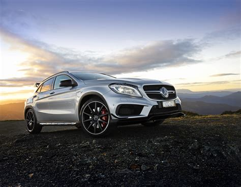 Mercedes Photo by Mercedes Gla45 Amg Review Photos Caradvice