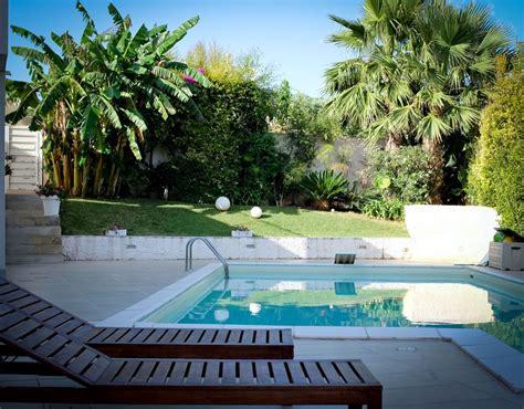 villa moderne avec piscine et le jardin tropical province de raguse homelidays