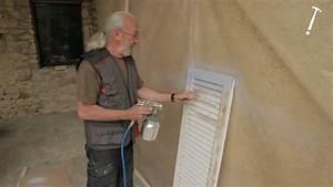 Bricolage Avec Robert : peindre au pistolet bricolage avec robert youtube ~ Nature-et-papiers.com Idées de Décoration