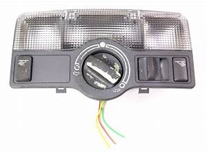 Front Dome Light Sunroof Switch Dark Gray 96