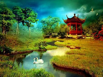 Asian Landscape Nature Awesome