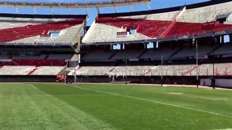 Cancha de River Plate. Visita Guiada al estadio. - YouTube