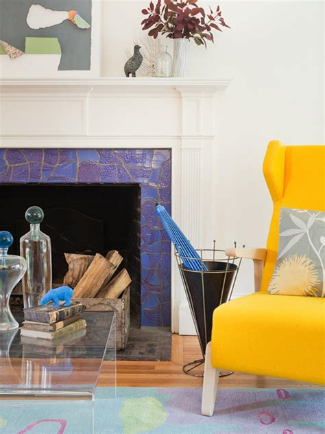 Colorful Colonial Transitional Style by Colonial Has Transitional Rooms With Bold Colors