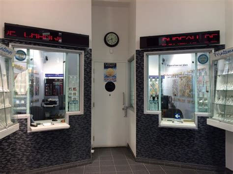 bureau de change 15鑪e bureau de change montréal qc 477 rue sainte catherine o canpages