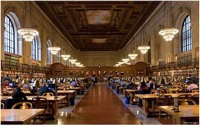 Library Reading York Ny Bibliotek Libraries Meeting