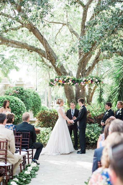 dreamy blush wedding   club   strand  naples