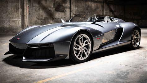 Beast Sports Car by 500 Horsepower Rezvani Beast Revealed In The Carbon Fiber