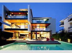 Architecture Corner South European Modern Houses H2