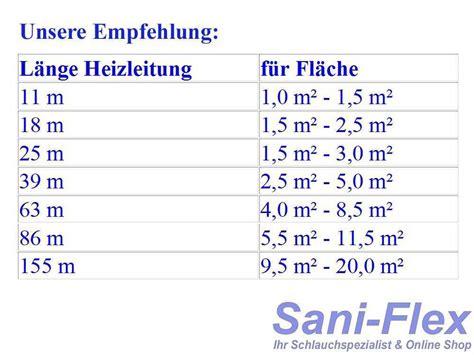 Elektro Fußbodenheizung Verlegen by Fu 223 Bodenheizung Elektro Lose Heizleitung Zum