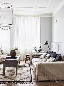 Deco Bois Et Blanc : d co scandinave boh me en blanc ou en couleur turbulences d co ~ Melissatoandfro.com Idées de Décoration