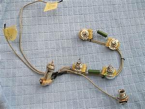Dr  Vintage Es 345  355 Wiring Harness