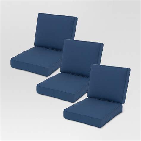 sunbrella belvedere sofa 6pc replacement cushions ebay