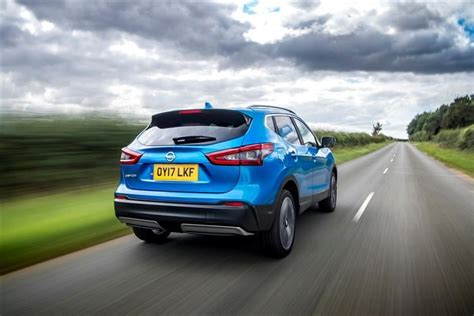 Nissan Qashqai Car Lease Deals & Contract Hire