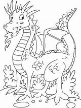 Coloring Dragon Pages Medieval Playful Mood Colouring Dragons Printable Companion Knights Baby Bestcoloringpages Template Sheets Castle Knight Drak Caballeros Craft sketch template