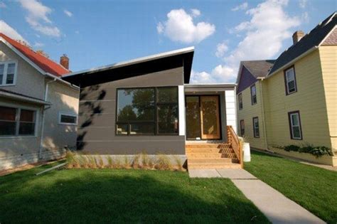 Harmonious Cheap House Builds by Small And Contemporary Prefab Homes