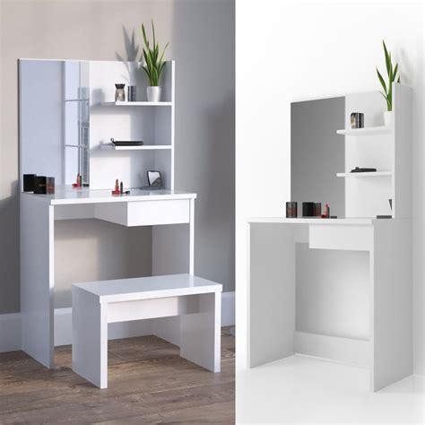 oskar kinderland kosmetiktisch mit spiegel wei 223 real
