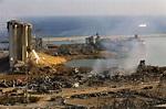 貝魯特上空的蕈狀雲:黎巴嫩首都大爆炸,至少百死、25萬人無家可歸-風傳媒