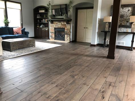 Beautiful Wood Flooring, Project By Custom Creations