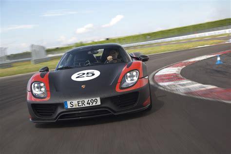 Porsche 918 Spyder 887 Chris Harris