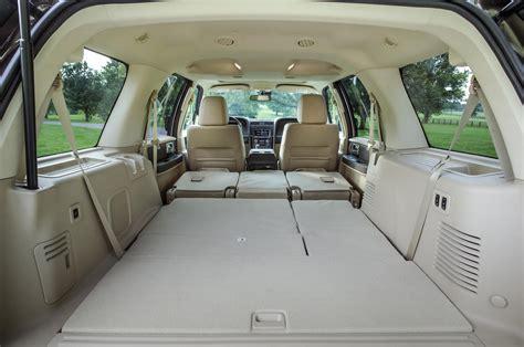 lincoln navigator rear seats  cars lincoln
