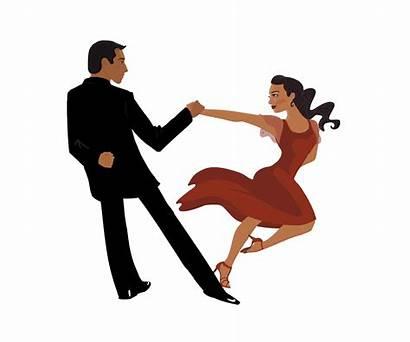 Dancing Ballroom Tango Dance Clipart Latin Salsa