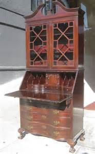 uhuru furniture collectibles sold mahogany secretary