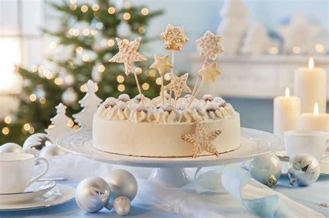 Weihnachtskekse Zum Weihnachtstorte Dekorieren