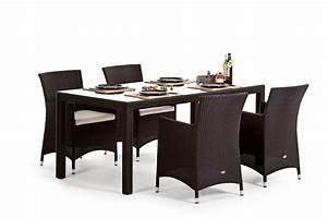 Gartentisch Und Stühle Set : gartenm bel gartenmobiliar gartentische rattan tisch gartenst hle montreal 180cm ~ Bigdaddyawards.com Haus und Dekorationen