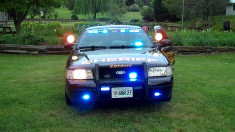 police lights for sale ebay crown vic police interceptor lights and siren youtube