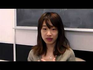 Christina Cao, a student in Waterloo's Arts and Business ...