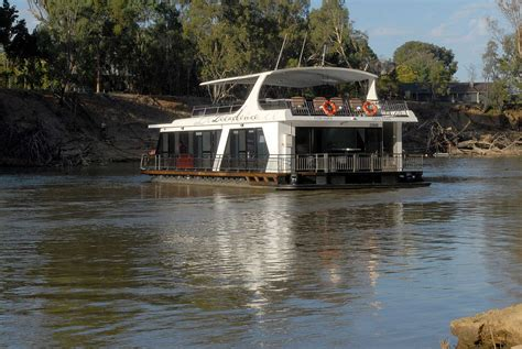 Houseboat On The Murray by Decadence Murray River Houseboats