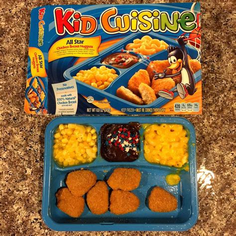 tv cuisine frozen tv dinners are not for the faint of vice